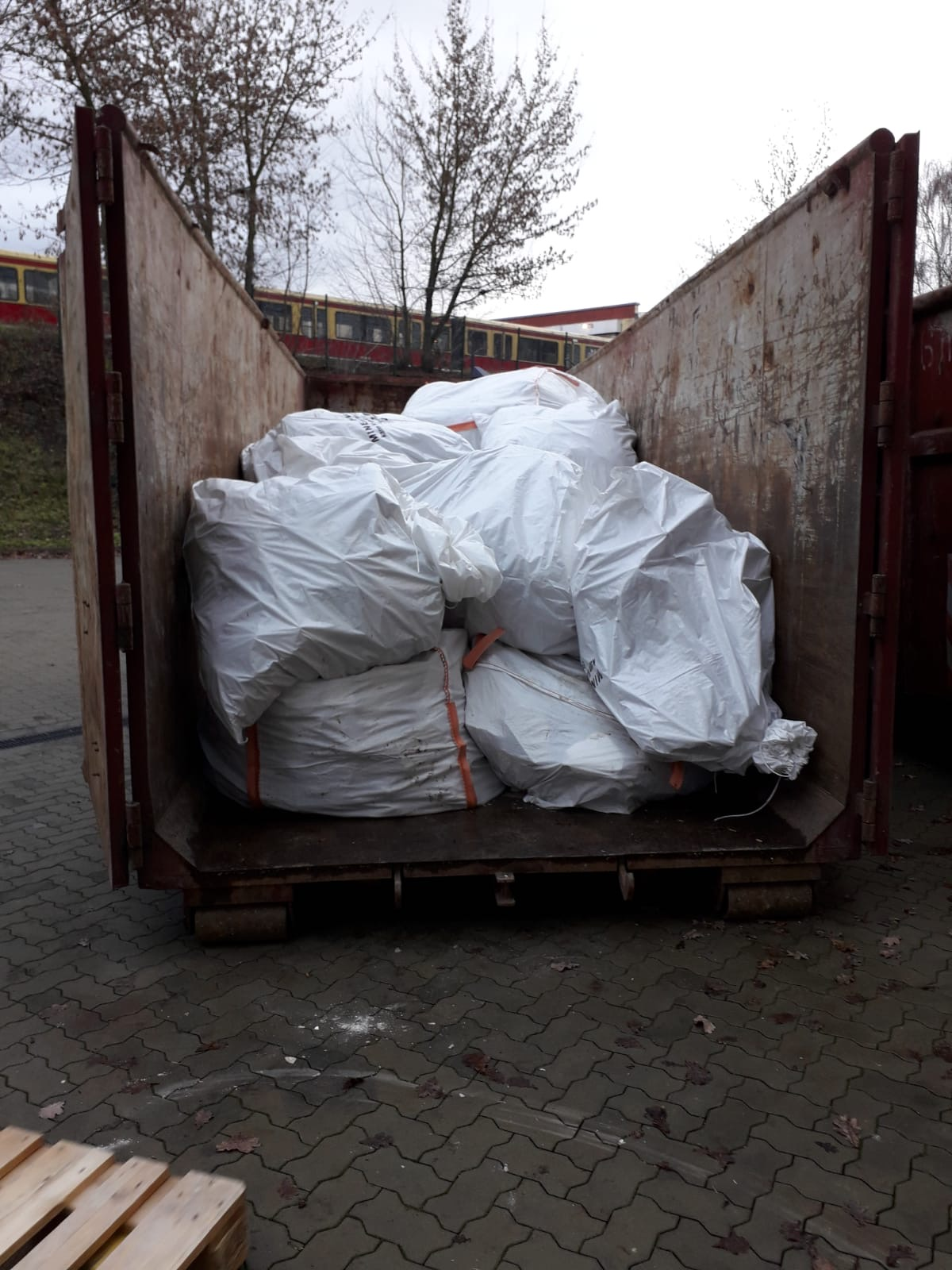 Container Entsorgung